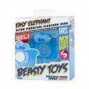 Éléphant de bague Beasty Toys vibromasseur