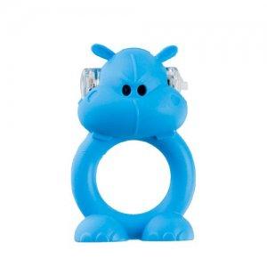Hippo de vibrateur Beasty Toys anneau - diversual.com