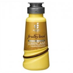 Lubrifiant Fruity Love vanille et cannelle 100 ML