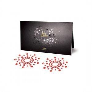 Cubre Pezones Rojo Mimi
