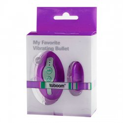 Taboom My Favorite vibrant bullet violet