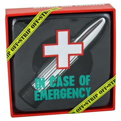 Kit de Emergencias Vibrador