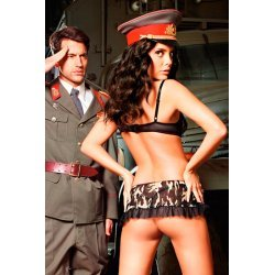 Sergent de Marine sexy costume Baci Lingerie
