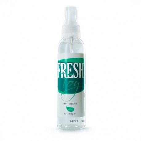 Eroticgel Fresh Toy Cleaner cleans toy 150 ml