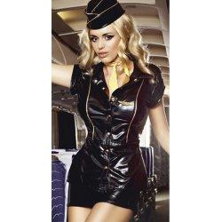 Costume de vol adjoint Black Lable de Baci Lingerie