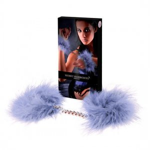 Esposas de Plumas de Marabu Secret Play