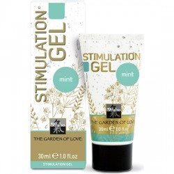 Shiatsu stimulating Gel Mint