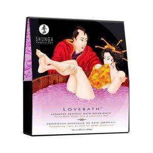 Lotus de Lovebath sensuel Shunga