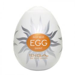 Tenga egg Masturbator Shiny