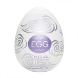 Tenga egg masturbateur nuageux