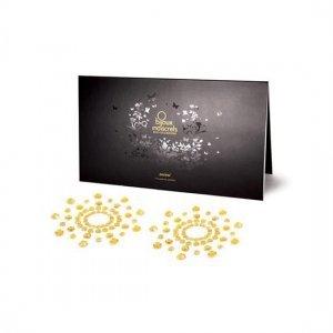 Cubre Pezones Amarillo Mini de Bijoux Indiscrets - diversual.com