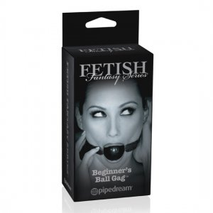 Gag for beginners limited edition Fetish Fantasy
