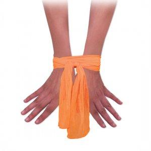 Neon tape Bondage Orange