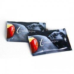 Lubricante Monodosis Tentacion Frutos Rojos
