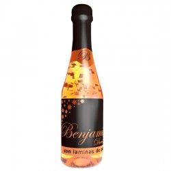 Benjamin sparkling Dore 22 Gold 200 ml