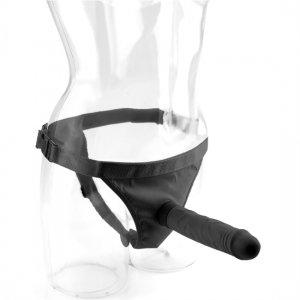 Fetish Fantasy vibrating harness Tru-Fit black