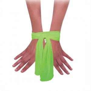 Green Bondage Ribbon
