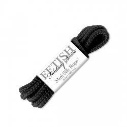 Black silk cord
