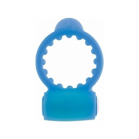Neon Anillo para el Pene Azul