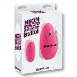 Huevo Vibrador Neon Luv Touch Rosa