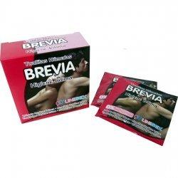 Lingettes individuelles Brevia intime 6 Uds