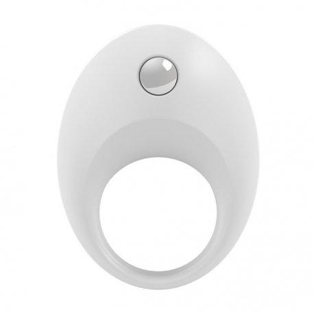 Ovo B10 blanc anneau vibrant