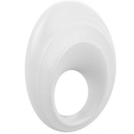 Ovo B5 Anillo Vibrador Blanco