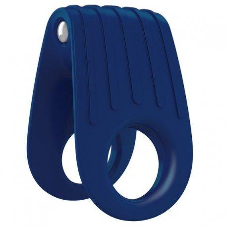 Ovo B12 bleu anneau vibrant