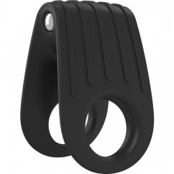 Ring vibrator for B12 black penis