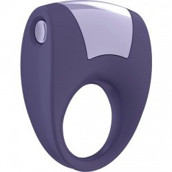 Ovo B8 Lila vibrating ring