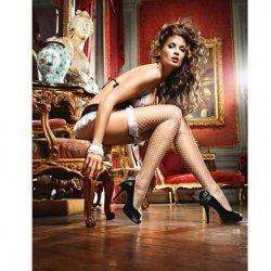 Baci Lingerie stockings White Angel