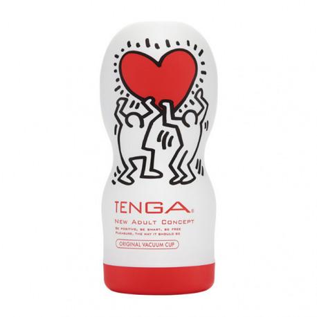 Tenga Keith Haring Masturbador Cup
