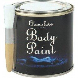 Pintura Corporal de Chocolate 200 Gr