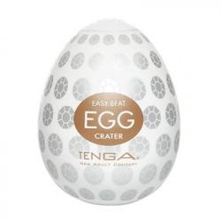 Huevo Masturbador Tenga Crater