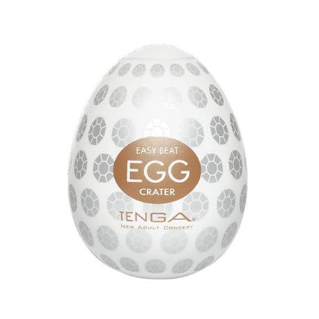 Egg Masturbator have Crater