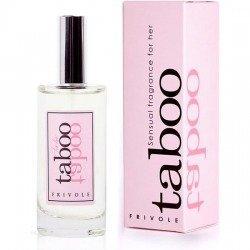 Pheromone perfume for her Taboo Frivole