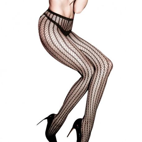 Panties Con Estampado Negro de Baci Lingerie