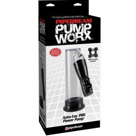 Bomba de Erección Super Prieta Pump Worx