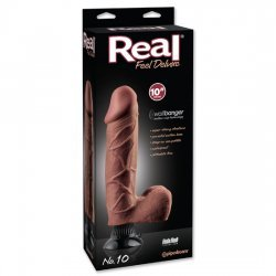 Black Farton Real Feel Num 10 Deluxe