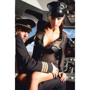 Airline pilot costume Baci