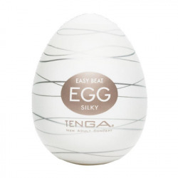 Tenga egg Masturbator Brown