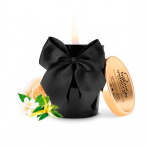 Recette secrète de APHRODISIA massage aromatique bougie