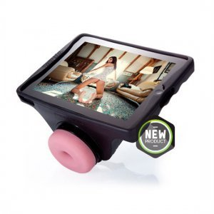 Fleshligth accessory for Tablet