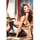 Baci French maid costume to the clean all Plus