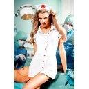 Baci Disfraz de Enfermera de Operaciones Plus