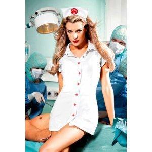 Baci opérations infirmière costume Plus - diversual.com