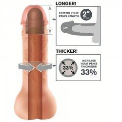 Extensión Para el Pene Ass-Fucker