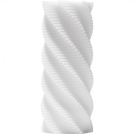 Have 3D spiral sculpted for ecstasy