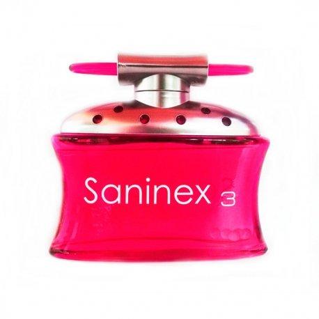 Saninex fragrance Perfume 3 Unisex 100 ml