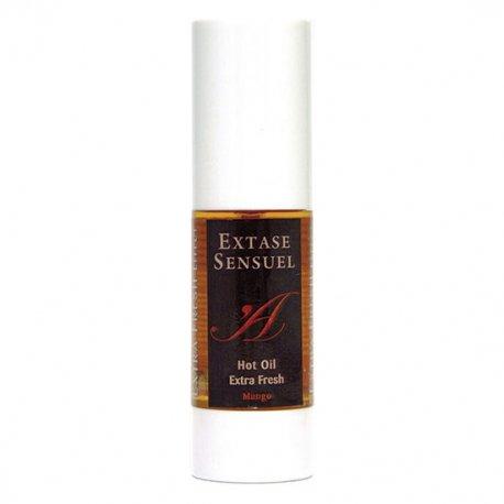 Aceite Estimulante de Mango Extase Sensuel